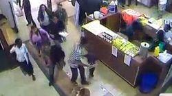 ケニア・ショッピングモール襲撃の瞬間映像【閲覧注意】