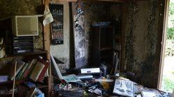 故郷を一変させた熊本地震から1年