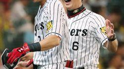 金本知憲監督が辞任へ。阪神での3年間の軌跡を写真で振り返る