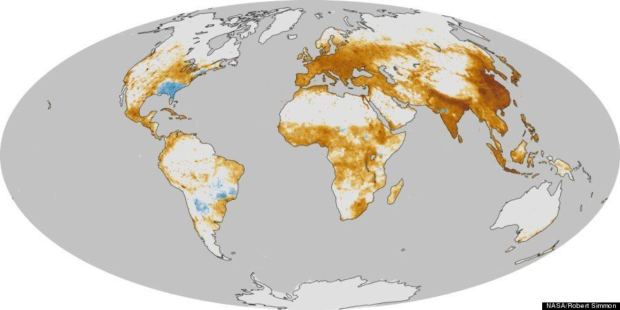 「大気汚染で早死にする率」がわかる世界地図