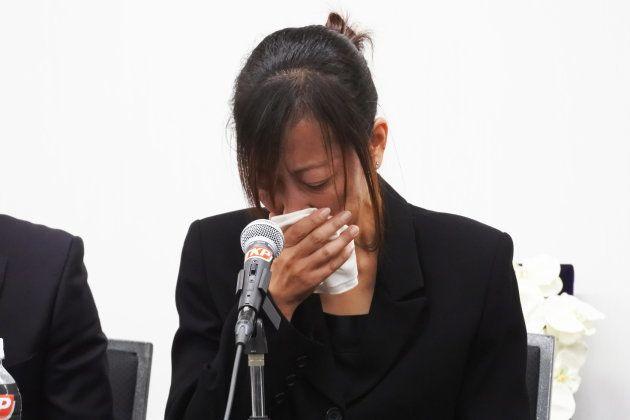 萌景さんの母・幸栄さん
