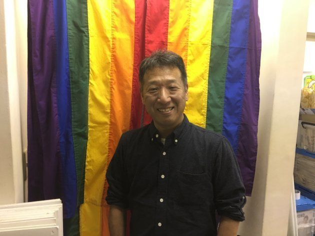 NPO法人東京レインボープライド共同代表・山縣真矢さん
