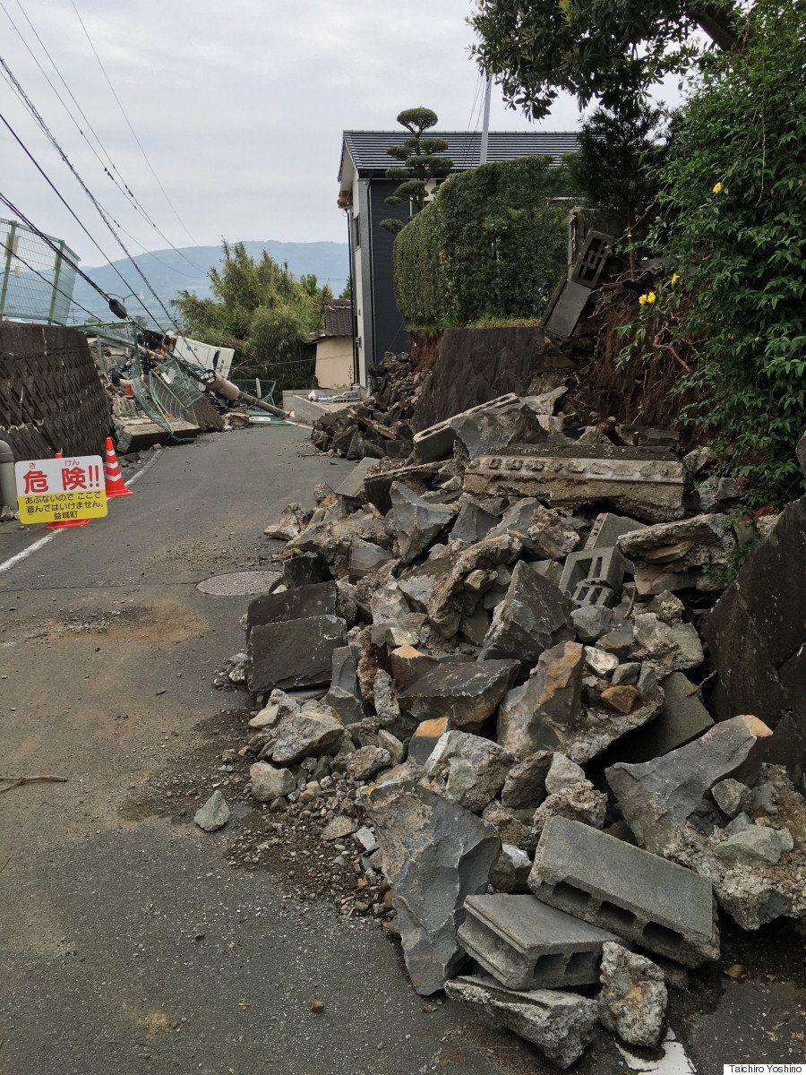 【熊本地震】震災から1年、被災地のいまは 地震直後の写真と比較(画像集)