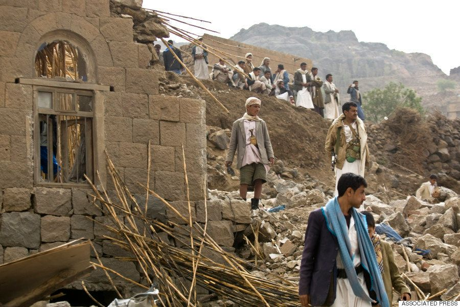 イエメンの内戦が取り返しのつかない事態になっている(画像12枚)