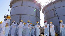 台風27号接近、東電の福島第一の汚染水対策は間に合わない可能性