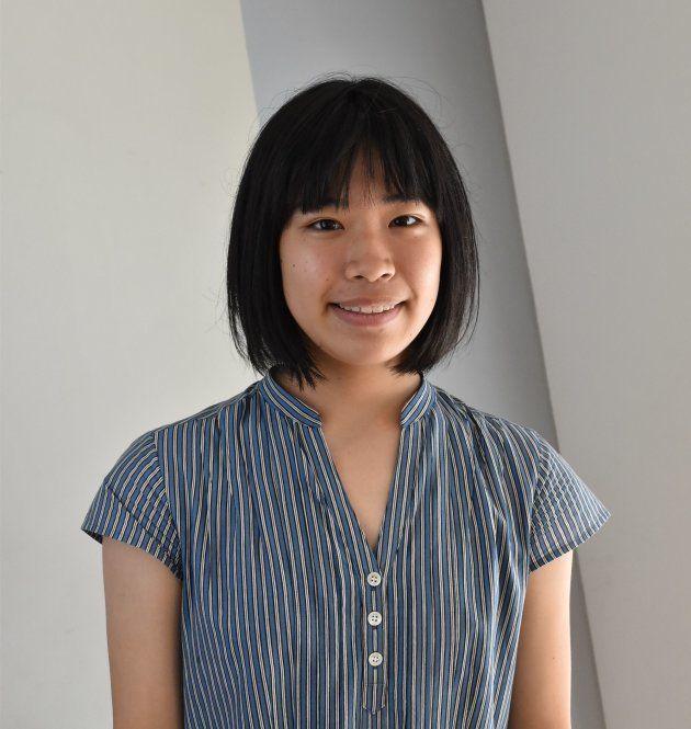 中学3年でクラウドファンディングに挑戦中の加藤舞さん