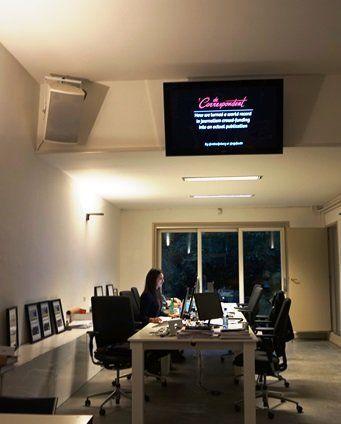 オランダのスタートアップ「コレスポンデント」のオフィスに行ってみた