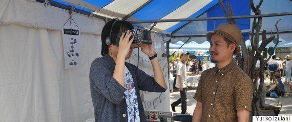 熊本地震・被災地の疑似体験で募金へつなげる「VR