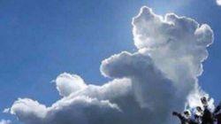 クマのプーさんそっくりな雲が出現!?世界中で話題に