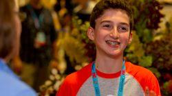 マラリア蚊をロボットで退治 12歳の少年が発明