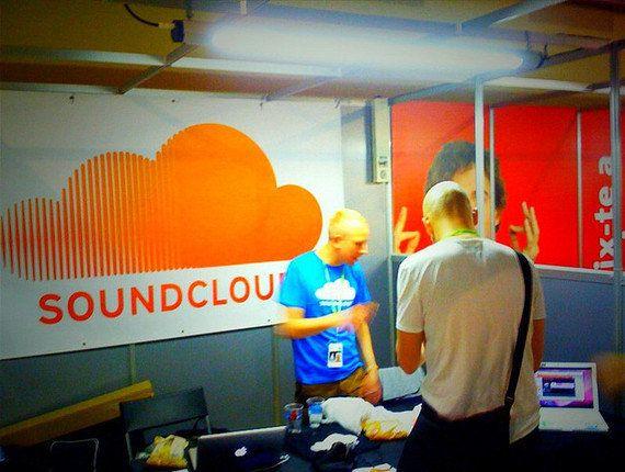 SoundCloudは誰の味方?