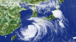 台風8号の動きが遅い 最も雨量が多くなりそうな地域は?