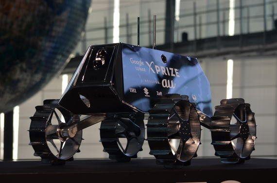 宇宙の夢は現実に 世界初の月面探査レースで勝利狙う