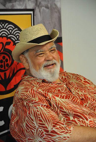 日本を愛し敬う大きな紳士、高見山大五郎さん―「ハワイと日本、人々の歴史」第4回