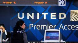ユナイテッド航空、「ファーストクラスの客からのクレーム」には迅速に対応していた