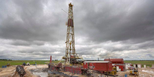 シェールガス採掘が群発地震誘発か:アメリカ・オクラホマ州