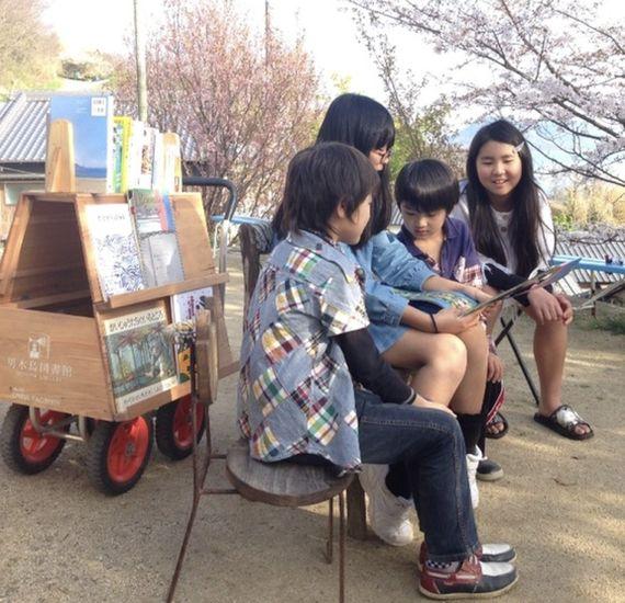 瀬戸内海の離島に図書館を!大人から子どもまでみんなが学べる場所をつくるため、男木島でクラウドファンディングを実施中