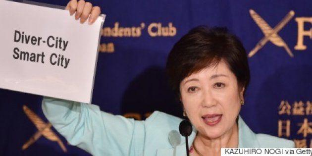 森喜朗氏、小池百合子新都知事に注文 東京オリンピック予算を「よく勉強していただきたい」