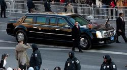 オバマ大統領の専用リムジンの詳細が明らかに