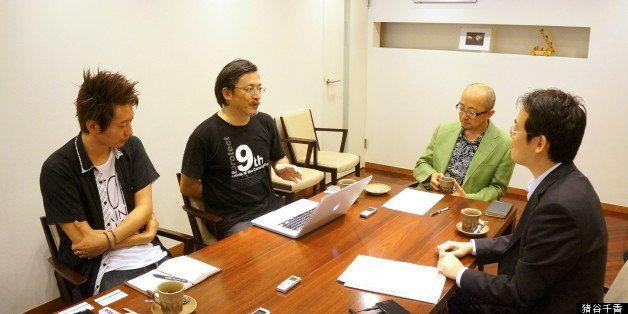 TPPに備え二次創作を守るための「同人マーク」【座談会】赤松健さん×福井健策弁護士×日本劇作家協会