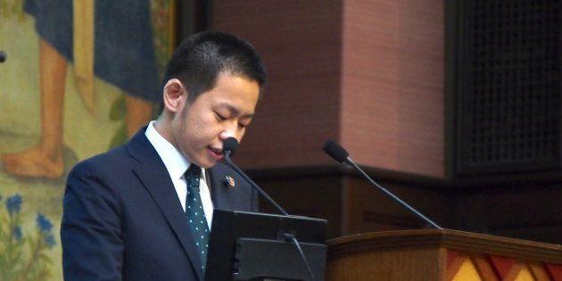 認定NPO法人代表の藥師実芳氏