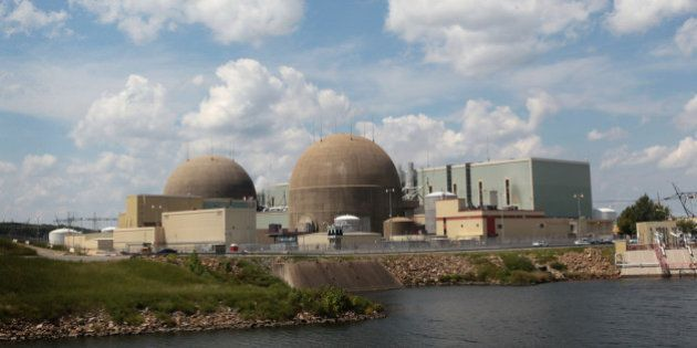 MINERAL, VA - AUGUST 24: The North Anna Power Station operated by Dominion Energy remains offline after...