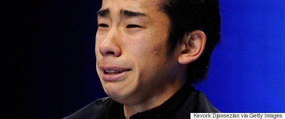 浅田真央、引退会見で涙見せるも最後は笑顔 フィギュアスケートは「私の人生です」(画像集)