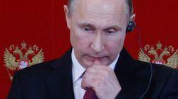 「イラク戦争を思い出す」 プーチン大統領、アメリカのシリア攻撃を改めて批判