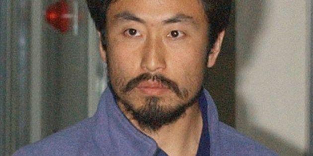 安田純平さん(2004年4月撮影)