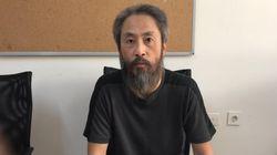 安田純平さん、解放後の映像が公開