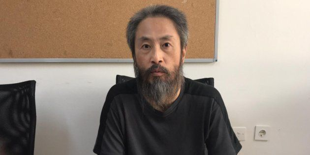 安田純平さん /