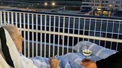 余命わずかな患者に最後の願いを 病院の規則破った看護師の思いやり(画像)
