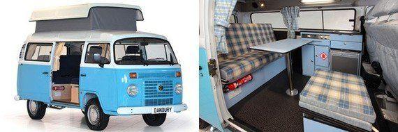 新車で買えるフォルクスワーゲン「タイプ2」バスのキャンピングカー、日本で販売開始