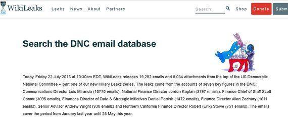 米大統領選、ロシアハッカー、ウィキリークス:米民主党メール流出の裏で何が起きているのか