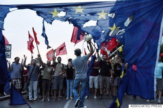 差し迫るギリシャのユーロ圏離脱危機