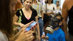 「1人1個のガスマスク配給」でシリア攻撃に備えるイスラエル