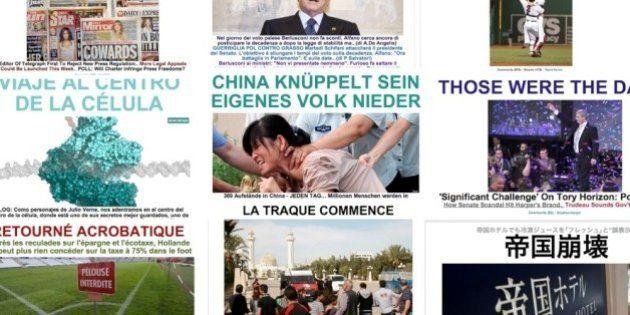 中国の人権侵害に「赤の巨星が崩れる」と警鐘 年間8万7千件もの暴動 / ハフィントンポスト各国版 本日のスプラッシュ
