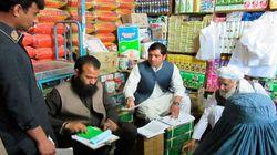 初めて支援を受けられた―アフガン帰還民の現実