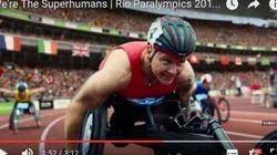 「人類を超えた」パラリンピック選手らが解き放つ無限の可能性を見たか?(動画)