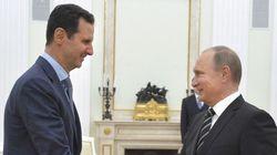 ロシアはいかにしてシリア最大の後ろ盾になったのか プーチン大統領は支援継続を強調