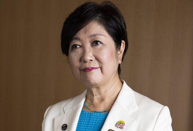 2018年8月の小池百合子東京都知事