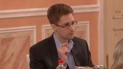 スノーデン氏がロシアで就職