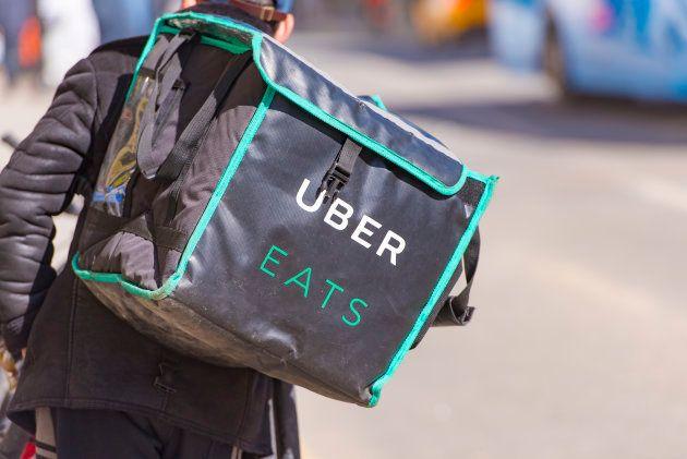 出前の進化版「Uber