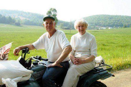 畑仕事をしている人ほど健康で長生き、介護も不要というのはイメージに過ぎないのだろうか?
