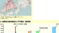 自分の街のこと知っていますか? 地域経済分析システムRESASで地元のデータを見てみよう
