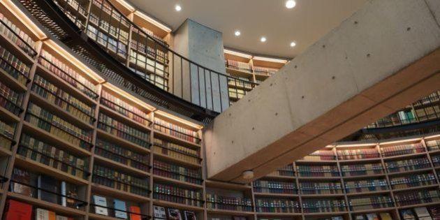 選書問題に揺れる「TSUTAYA図書館」こと、神奈川県の海老名市立中央図書館