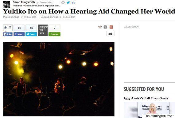 【ニュースで学ぶ英語】新型補聴器が1人の日本人女性の世界を変える