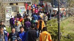 韓国からの観光ブームに沸く長崎県・対馬。いまの光景はこんなことになっている