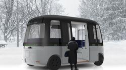 無印良品がフィンランドで自動運転バスを初めてデザイン。その狙いとは?