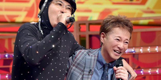 とんねるず石橋貴明がスペシャルゲストとして出演、